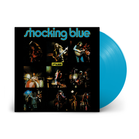 Shocking Blue: 3rd Album: Limited Edition Turquoise Vinyl