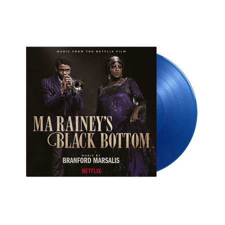 Original Soundtrack: Ma Rainey's Black Bottom: Limited Edition Transparent Blue Vinyl