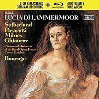 SHERRILL MILNES: Donizetti: Lucia di Lammermoor