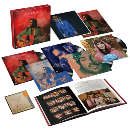 Matt Berry: Gather Up (Ten Years On Acid Jazz): Limited Edition LP Boxset