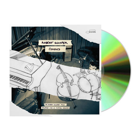 Robert Glasper: Covered (The Robert Glasper Trio Recorded Live At Capitol Studio)