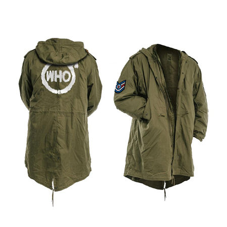 The Who: Quadrophenia Parka