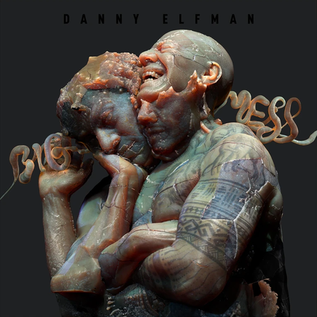 Danny Elfman: Big Mess: CD