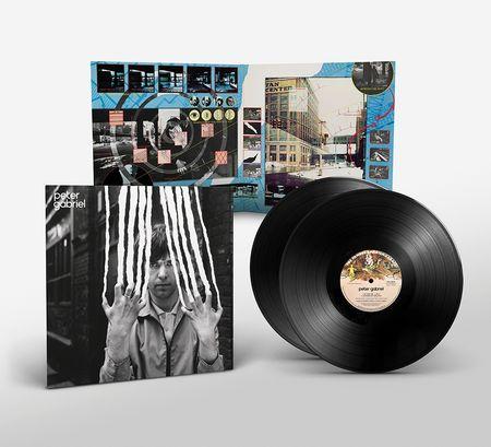 Peter Gabriel: Peter Gabriel 2 (aka 'Scratch')