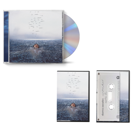 Shawn Mendes: Wonder CD + Cassette