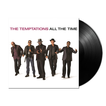 The Temptations: All The Time