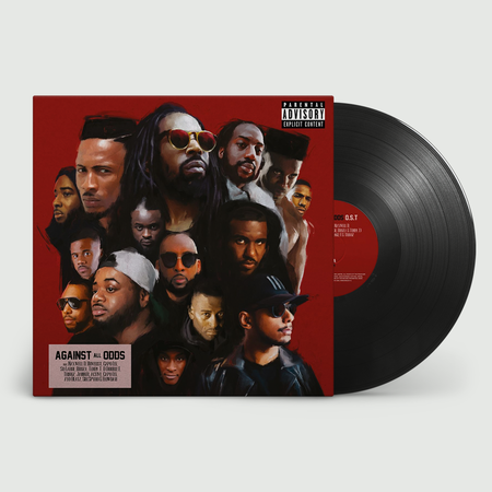 Various Artists: Against All Odds: Vinyl LP