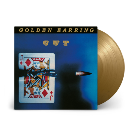 Golden Earring: Cut: Limited Edition Gold Vinyl