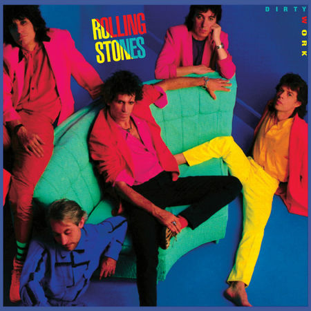 The Rolling Stones: Dirty Work (Remastered)