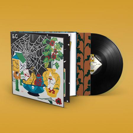 Parquet Courts: Sympathy For Life: Deluxe Vinyl LP + Signed Print