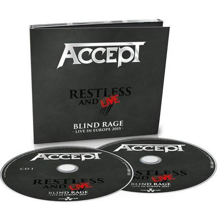 Accept: Restless & Live