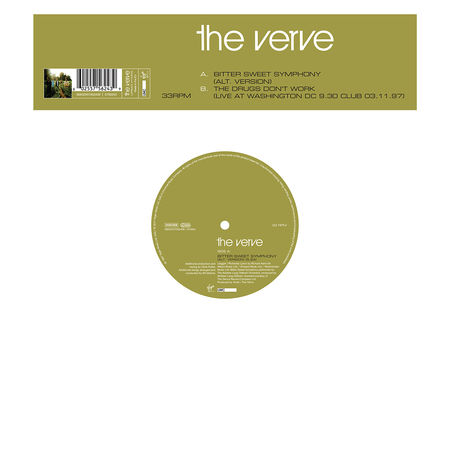 The Verve: Bitter Sweet Symphony Alt. Version: Exclusive 12
