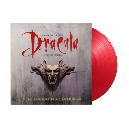 Original Soundtrack: Bram Stoker's Dracula: Limited Edition Blood Red Vinyl