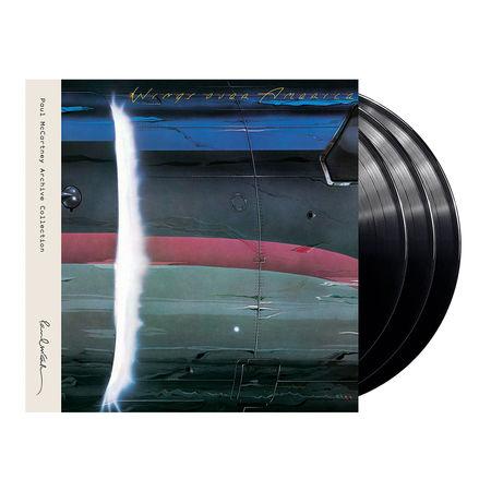 Paul McCartney: Wings Over America (3LP)