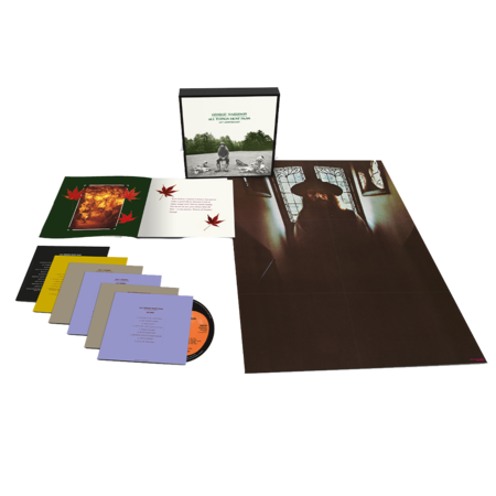 George Harrison: All Things Must Pass: Super Deluxe 5CD