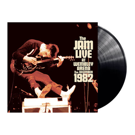 The Jam: Live At Wembley Arena 1982 - Exclusive Pressing