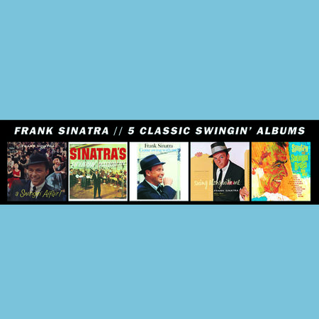 Frank Sinatra: 5 Classic Albums (5 CD)