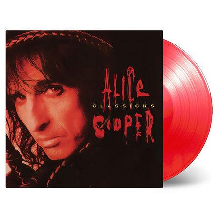 Alice Cooper: Classicks: Limited Edition Red Coloured Vinyl