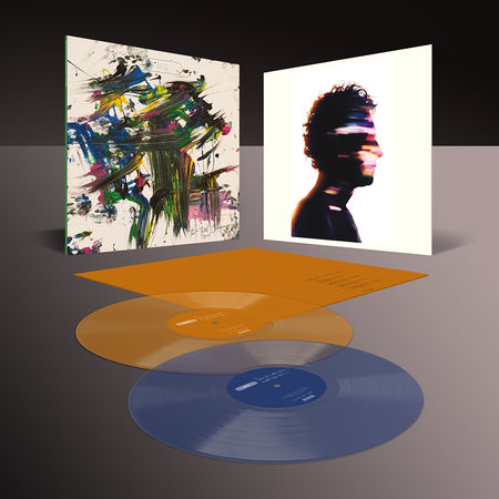 Martin Gore: The Third Chimpanzee Remixed: Limited Edition Transparent Orange Vinyl