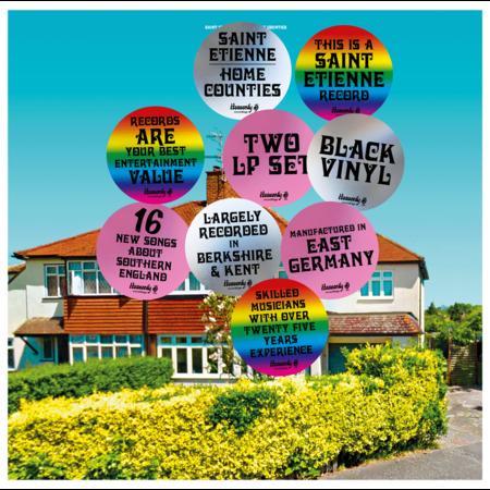 Saint Etienne: Home Counties