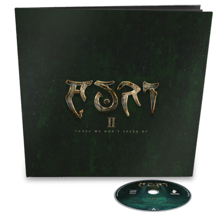 Auri: II – Those We Don't Speak Of: Limited Edition Earbook (inc 36-page booklet)