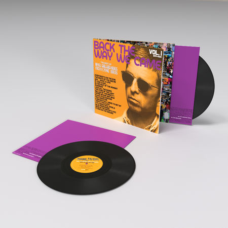 Noel Gallagher's High Flying Birds: Back The Way We Came: Vol. 1 (2011 - 2021): 2LP