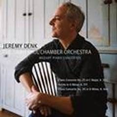 Jeremy Denk & The Saint Paul Chamber Orchestra: Mozart Piano Concertos: CD