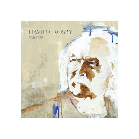 David Crosby: For Free: Limited Edition Fruit Punch Vinyl