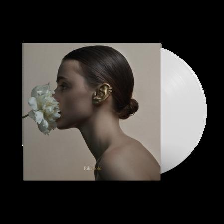 Riki: Gold: Cloudy White Vinyl LP