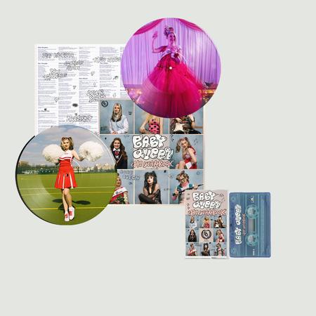 Baby Queen: YEARBOOK: PIC DISC + CASSETTE