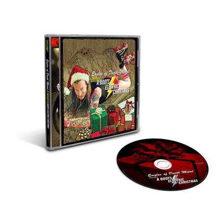 Eagles of Death Metal: Eagles of Death Metal Presents A Boots Electric Christmas CD