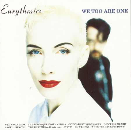 Eurythmics: We Too Are One [Remastered]: Vinyl LP