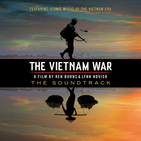 Various Artists: The Vietnam War - Soundtrack
