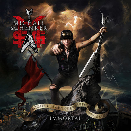 MSG: Immortal: Limited Edition CD