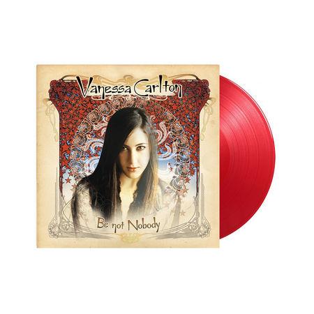 Vanessa Carlton: Be Not Nobody: Limited Edition Red Vinyl
