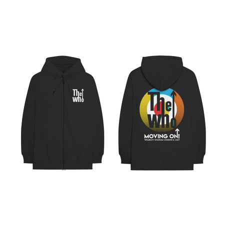 The Who: Wembley Target Hoodie