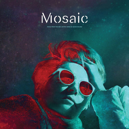 David Holmes: Mosaic - Music From The HBO Limited Series: Limited Transparent Red Vinyl
