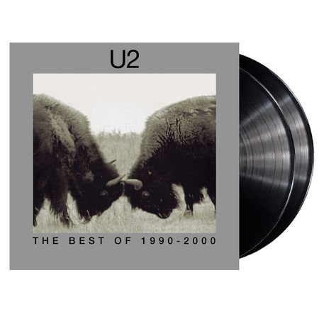 U2: The Best of 1990-2000 (2LP)