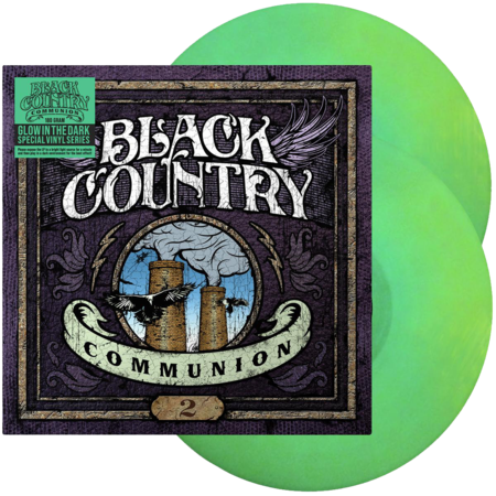 Black Country Communion: 2: Limited Edition Glow In The Dark Vinyl