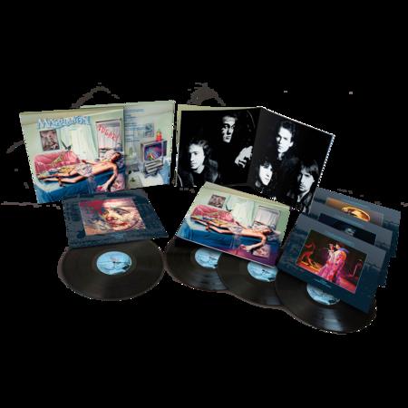 Marillion: Fugazi - Deluxe Edition: Limited Edition 4LP
