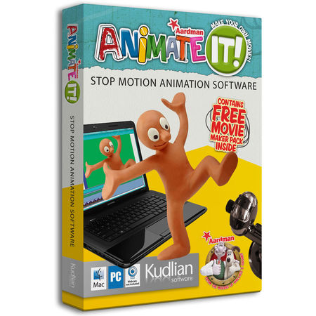 Morph: Animate It! Stop Motion Animation Software