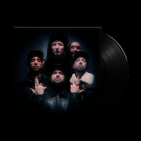 KURUPT FM: The Greatest Hits (Part 1): Black Vinyl LP + *SIGNED* Art Card