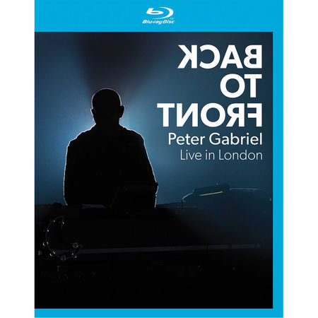 Peter Gabriel: Back To Front Live (BR)