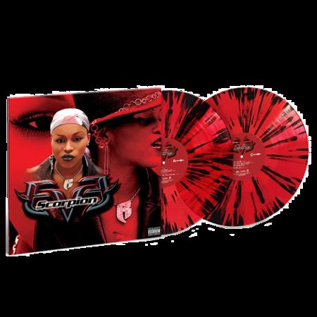 Eve: Scorpion: Exclusive Translucent Red w/ Black splatter