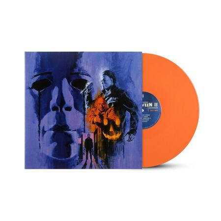 John Carpenter & Alan Howarth: Halloween II: Orange Vinyl