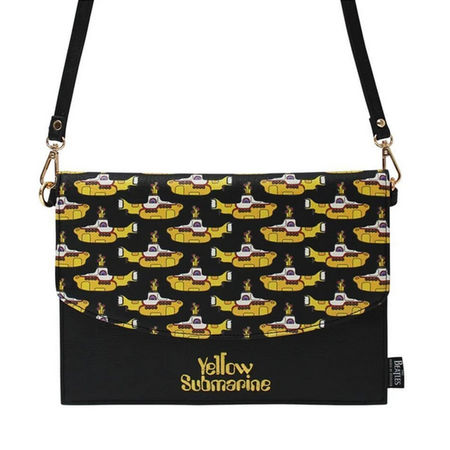 The Beatles: The Beatles Yellow Submarine Clutch Bag