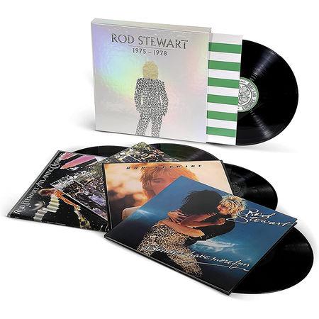 Rod Stewart: Rod Stewart: 1975-1978: 5LP Box Set
