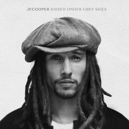 JP Cooper: Raised Under Grey Skies - Signed LP