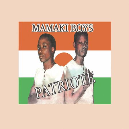 Mamaki Boys: Patriote: Vinyl LP