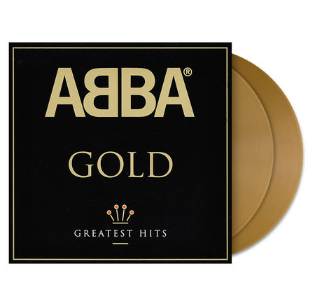 Abba: Gold: Limited Edition Gold Vinyl